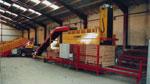 Система загрузки и транспорта ящиков EFF II